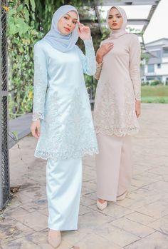 Kebaya Modern Hijab, Model Kebaya Modern, Kebaya Hijab, Kebaya Dress, Kebaya Muslim, Modern Hijab Fashion, Batik Fashion, Muslim Fashion, Abaya Fashion