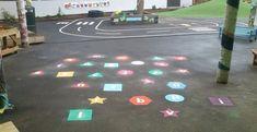 Kindergarten Playground Design