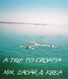 Croatia, the coast near Zadar and the National Park Krka. A small trip to Croatia with friends – we live in Nin and make trips to Zadar, Vir, Vrsi and Krka National Park. Snorkeling!