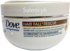 Saloni Product Review – Dove Damage Therapy Hair Fall Rescue Treatment Mask