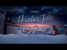 2013 christmas commercials: Cartier - Winter Tale