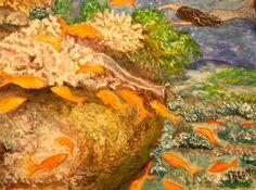 GALERIA PALOMO MARIA LUISA: JARDIN MARINO Painting, Art, Gardens, Scenery, Art Background, Painting Art, Kunst, Paintings, Performing Arts