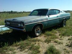 1968 Ford Fairlane - $5500