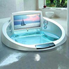 ♂ Luxury Bath Hot Tub