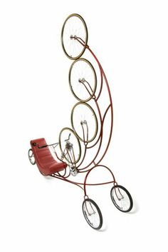 Exercycle by Robertus Joost van der Wege