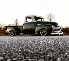 54 Chevy Truck, Chevy 3100, Chevy Pickups, Old Trucks, Pickup Trucks, Panel Truck, Commercial Vehicle, Custom Cars, Antique Cars