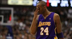 Kobe Bryant Missed Field Goals Record Most