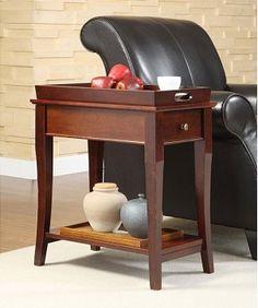 Simple Living Modernist Rectangular Tech Integrated Desk - Overstock™ Shopping - Great Deals on Simple Living Desks