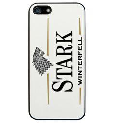 Funda iPhone Stark Winterfell (iPhone)