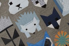 fancy+forrest+quilt+custom+machine+quilting+by+natalia+bonner+of+piece+n+quilt.jpg 648×432 pixels