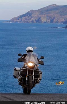 Thursday Photo / La Foto del Jueves - Fotos de Motos Trail - BMW R1200GS