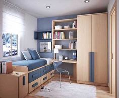 space saving children's rooms - Поиск в Google