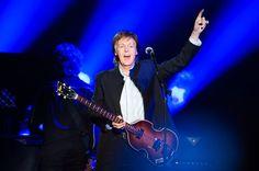 Watch Paul McCartney Sing and Dance at Hillary Clinton Fundraiser   Billboard