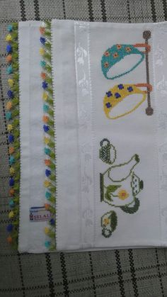 Havlıu Cross Stitch Bookmarks, Cross Stitch Cards, Cross Stitch Borders, Cross Stitch Designs, Cross Stitching, Cross Stitch Patterns, Applique Embroidery Designs, Hand Embroidery, Cross Stitch Embroidery