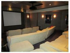 Watch your favorite movies and television shows in your own private theater! There is also a game room and a wet bar with soda and beer taps! You'll never want to leave.
