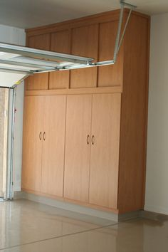 Customized Garage Cabinetry More