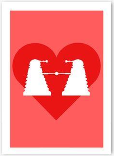 Dalek Valentine | Mighty Girl