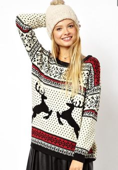 'Tis the Season for a Crazy Cute Sweater Round Up!