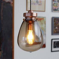 Dolores Pendel Light Bulb, Ceiling Lights, Lighting, Pendant, Inspiration, Design, Home Decor, Corning Glass, Biblical Inspiration
