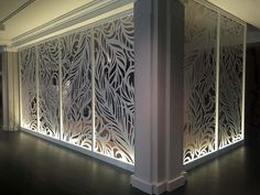 About us| Miles and Lincoln Laser cut screens | Laser cut panels