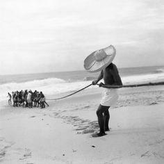 Puxada de Xaréu, c. 1940, Bahia - Marcel Gautherot
