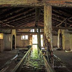 Eski bir çamaşırhane…  Beydili / Nallıhan / Ankara  Fotoğrafı gönderen: Ali Rıza Baykan