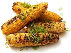 Summer is finally here, and the star of the show is sweet, juicy corn. The fresher the better, so make your way to the farmer's market (or better, the farm) and get shucking!