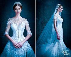 Michael Cinco (Filipino designer) 2014 Magical Glamorous Wedding Dress