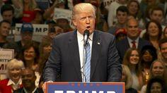 Donald Trump fixates on Elizabeth Warren as Obama criticizes his proposals