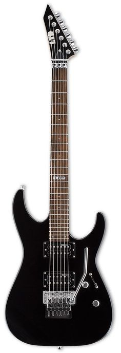 Need a lot of guitar guitar but don't have a lot of cash? The LTD M-50 FR might is the axe for you!