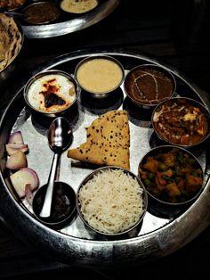 punjabi food,  Dinner @ Rangla Punjab India