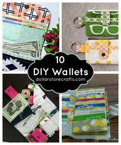 10 Ways to Make Your Own Wallet