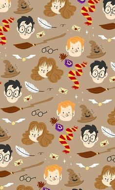 23 New Ideas For Harry Potter Wallpaper Phone Backgrounds Iphone Harry Potter Tumblr, Harry Potter Love, Harry Potter Cartoon, Disney Wallpaper, Iphone Wallpaper, Phone Backgrounds, Harry Potter Wallpaper, Baby Cartoon, Fantastic Beasts