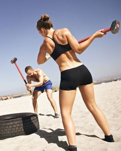 Indulge In Some Strength & Endurance Training Workouts. While cardio will help keep up your metabolic rate, strength training will ascertain you stay strong and build stamina to be able to push your limits.