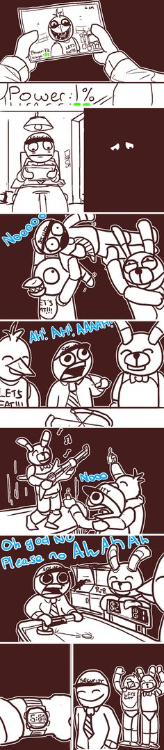 Five Nights at Freddy's // tags: funny pictures - funny photos - funny images - funny pics - funny quotes - #lol #humor #funnypictures