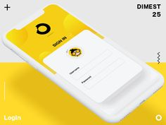 Hey, guys This is my new login and registration interface, still is my favorite yellow, did a lot of details about interactive animation. Login Page Design, Flat Web Design, Website Design Layout, App Ui Design, Interface Design, Design Layouts, Website Designs, Web Layout, User Interface