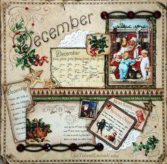 December (2013) - Scrapbook.com