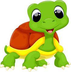 Illustration of Cute turtle cartoon vector art, clipart and stock vectors. Cute Turtle Cartoon, Cute Cartoon, Cartoon Art, Cartoon Brain, Penguin Cartoon, Batman Cartoon, Cartoon Eyes, Cartoon Unicorn, Cartoon Cartoon