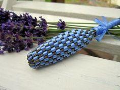 Fiffiga Systrar: Lavendelkorg