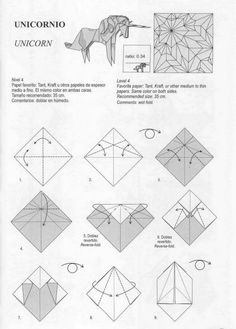 Origami for Everyone – From Beginner to Advanced – DIY Fan Chat Origami, Origami Cat, Origami Fish, Origami Paper Art, Origami Butterfly, Origami Dress, Oragami, Dragon Origami, Dinosaur Origami