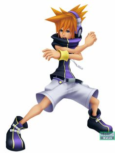 Neku,  the world ends with you