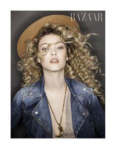 Total Toning | Diana Moldovan | Alex Galmeanu #photography | Harper's Bazaar Romania May/June 2012