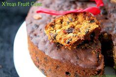 alcohol free Fruit cake - korporate to kitchen blog