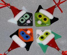 cat ornaments - Google Search