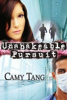 Unshakeable Pursuit by Camy Tang  http://www.faithfulreads.com/2014/11/mondays-christian-kindle-books-early_17.html