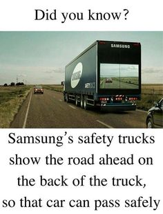 The post Samsung& Safety Truck . appeared first on Gag Bee.