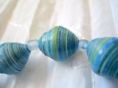 How to Make Round Paper Beads - Yahoo! Voices - voices.yahoo.com