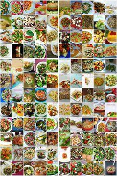 120 ensaladas de verano - 120 summer salads
