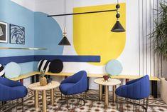 masquespacio valencia lounge hostel designboom