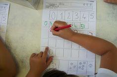 une journée à l'école maternelle: juin 2011